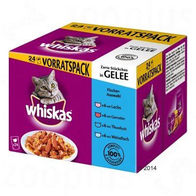Whiskas 24 x 100g