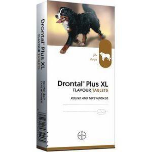 Drontal Plus XL pour chiens