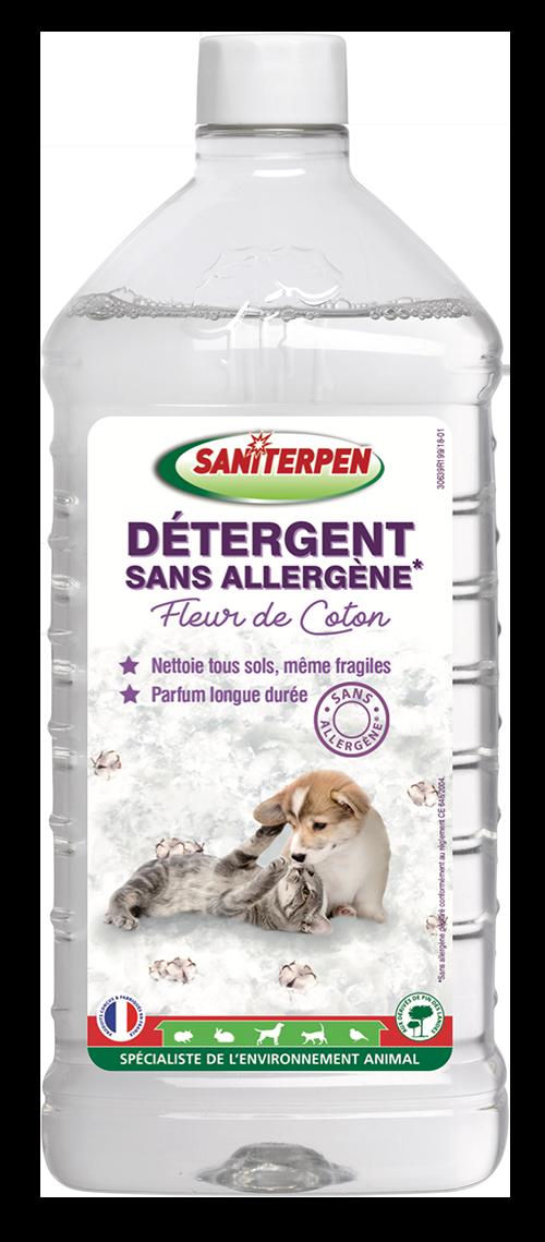 DÉTERGENT SANS ALLERGÈNE Fleur de Coton
