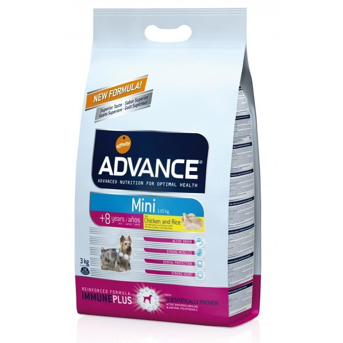 Advance Mini +8