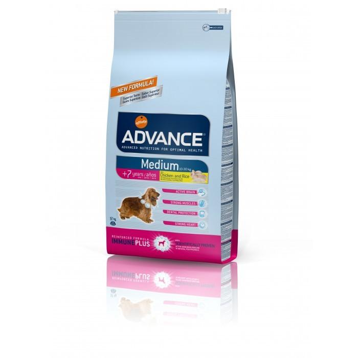 Advance Medium +7