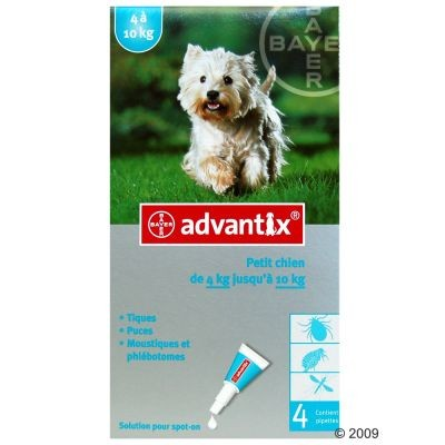 Advantix pour chien