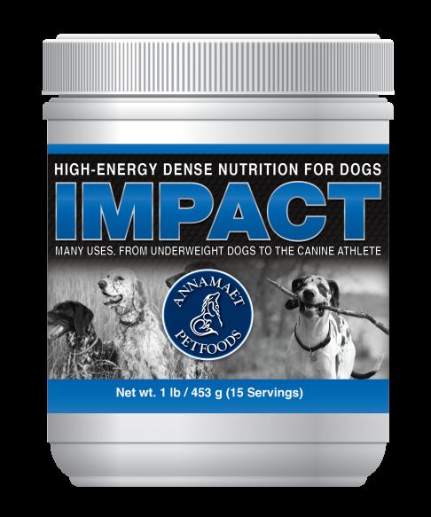Complément alimentaire Impact