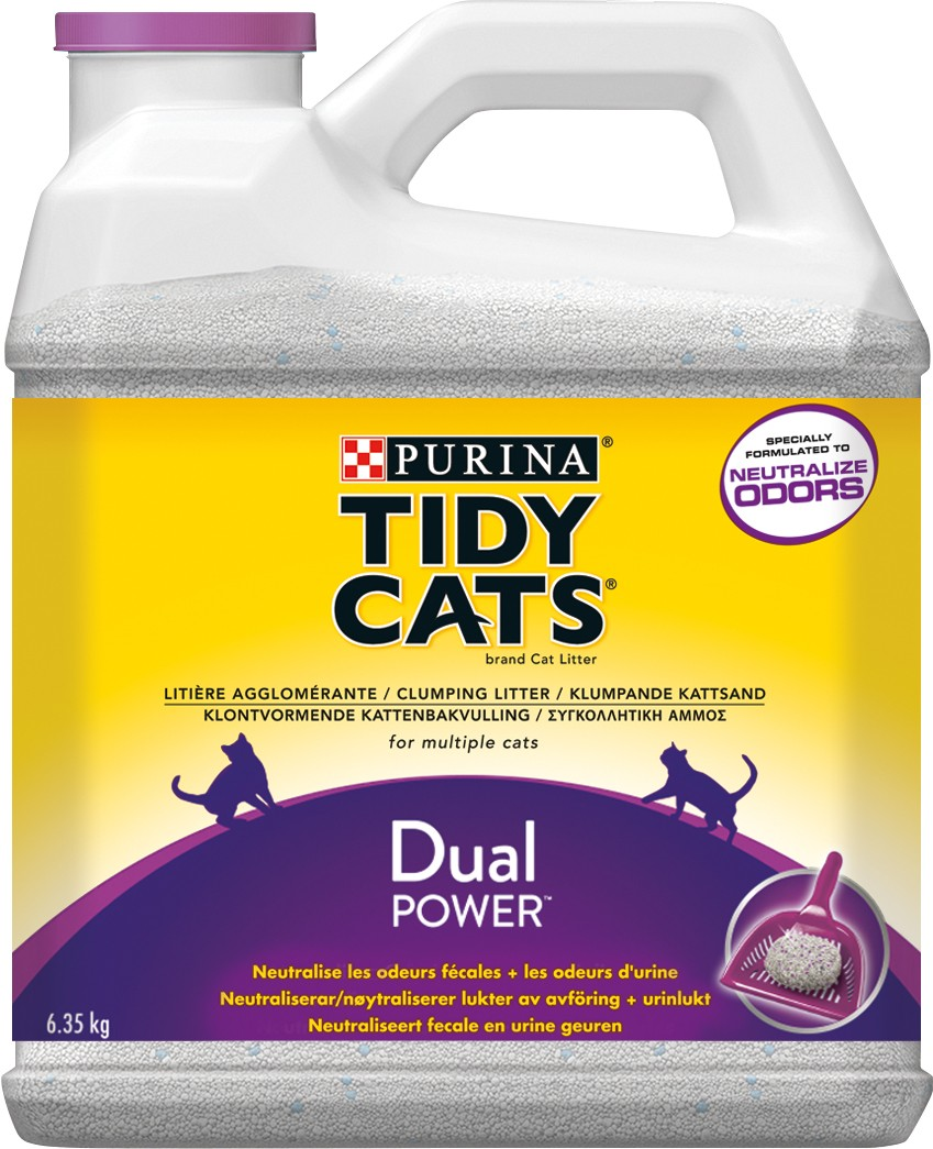 Tidy Cats Dual Power