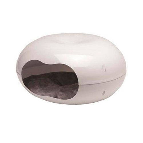 Lit en forme de grotte pour chats Doonut