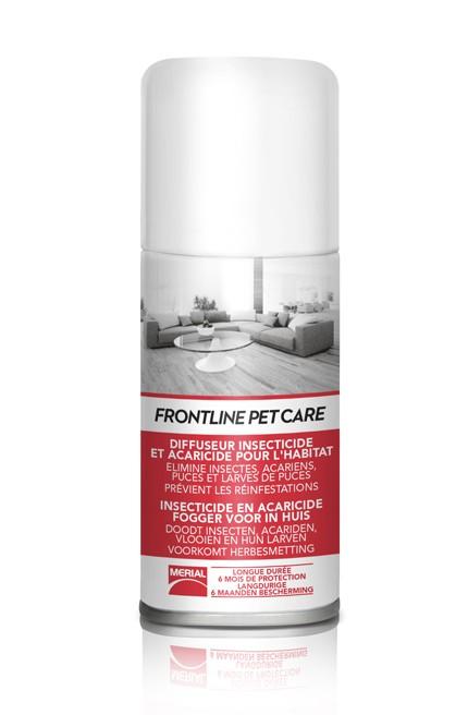 Diffuseur insecticide et acaricide pour l'habitat pour chien et chat