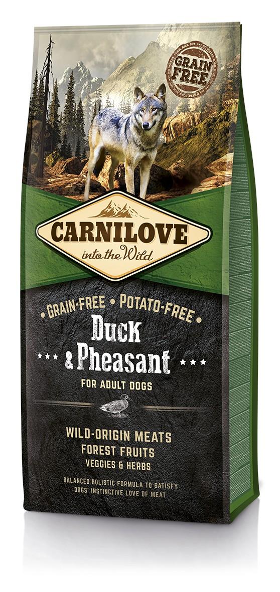 Carnilove Chien Adult Canard et Faisan