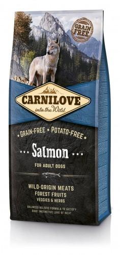 Carnilove Chien adult Saumon