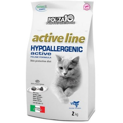 Forza 10 Active Line Hypoallergenic Active pour chat