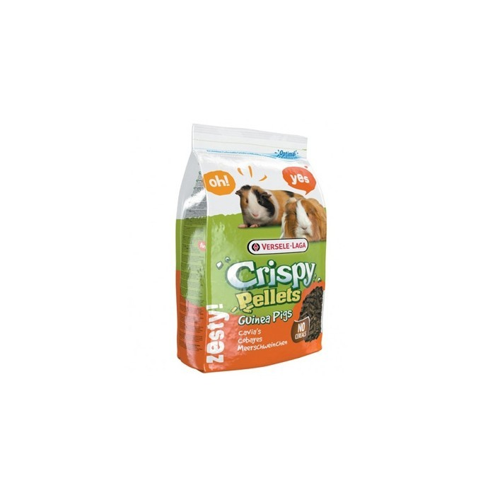 Crispy pellets Guinea Pigs