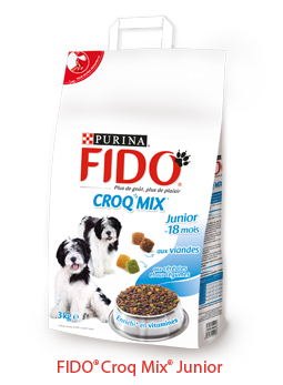 Fido Croq Mix Junior