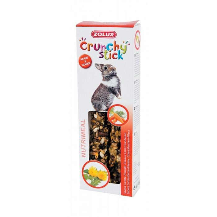 Crunchy stick pour lapin