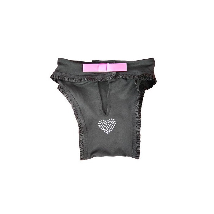 Culotte hygiénique strass Lovely Pet