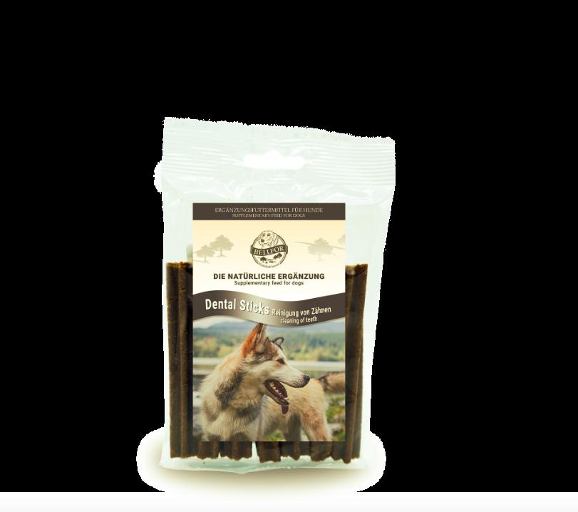 Bâtonnets Dentaires (Dental Sticks) naturel nettoyage pour chiens