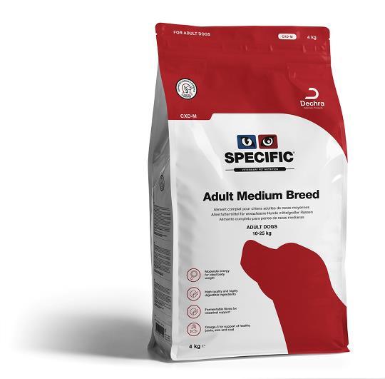 Adult Medium Breed