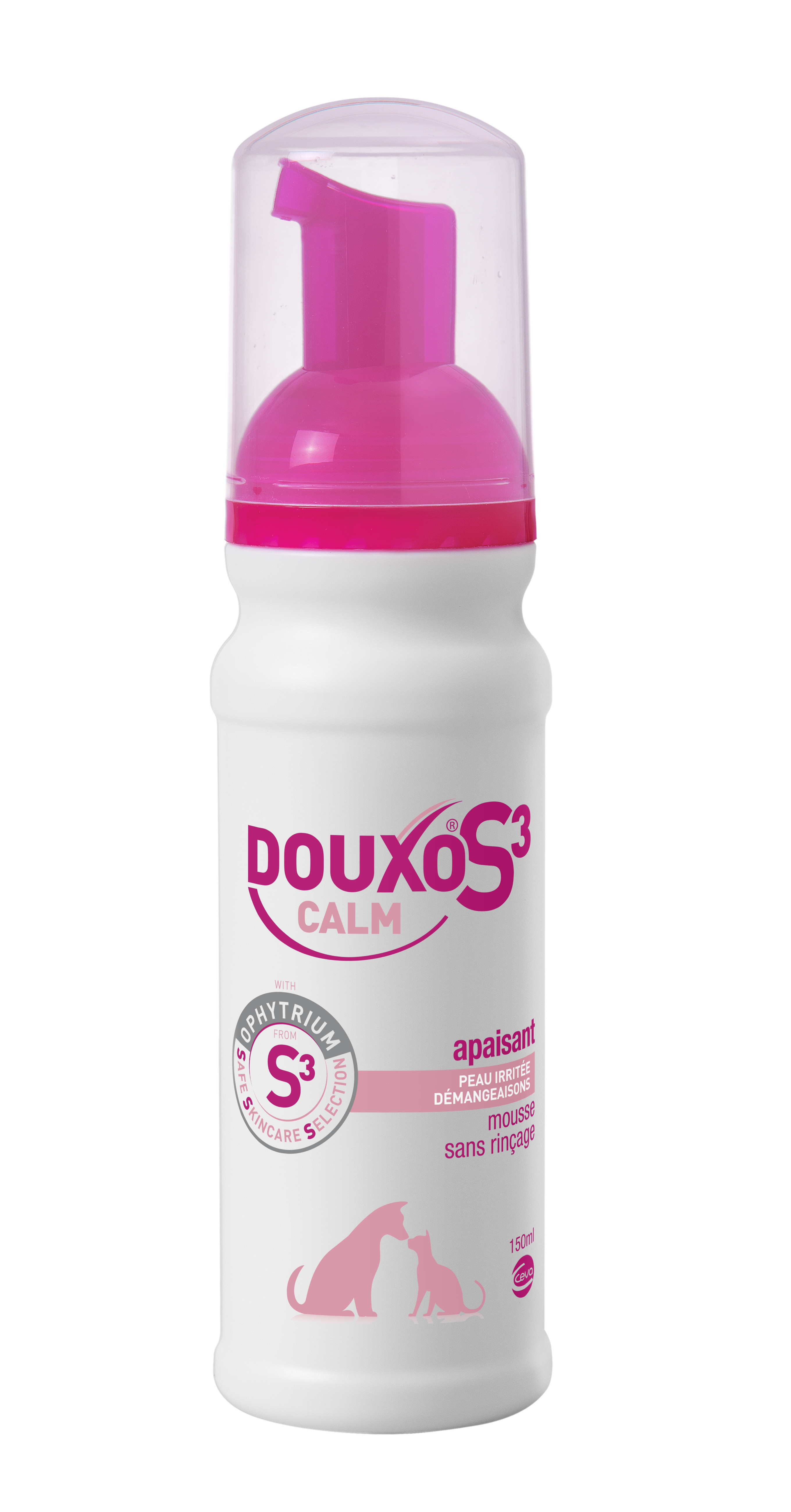 DOUXO® S3 CALM Mousse