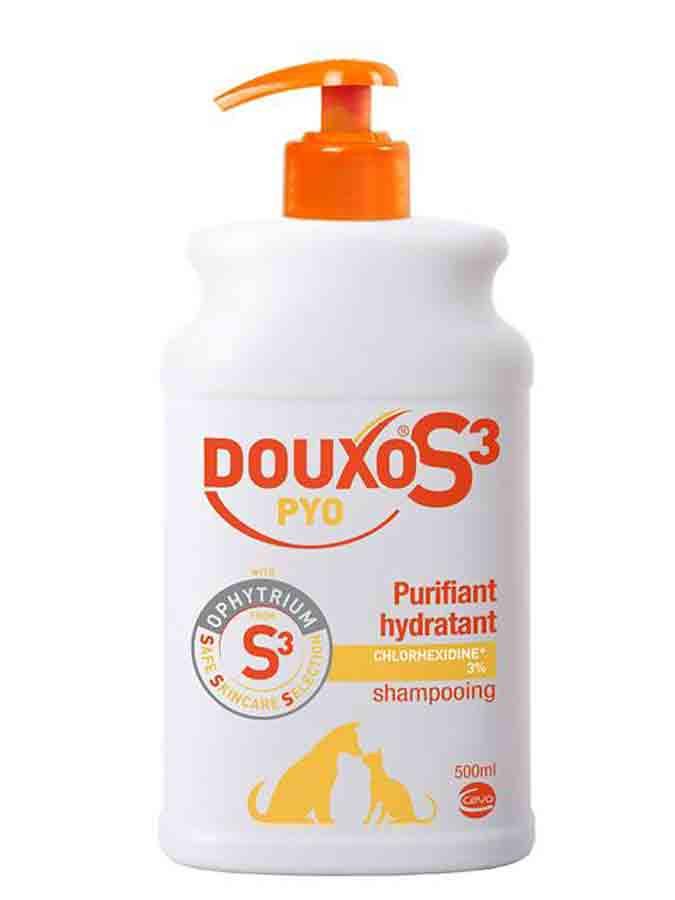 DOUXO® S3 PYO Shampooing