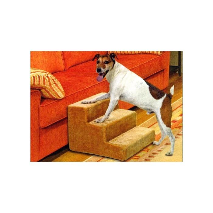 Escalier d'intérieur pour chien