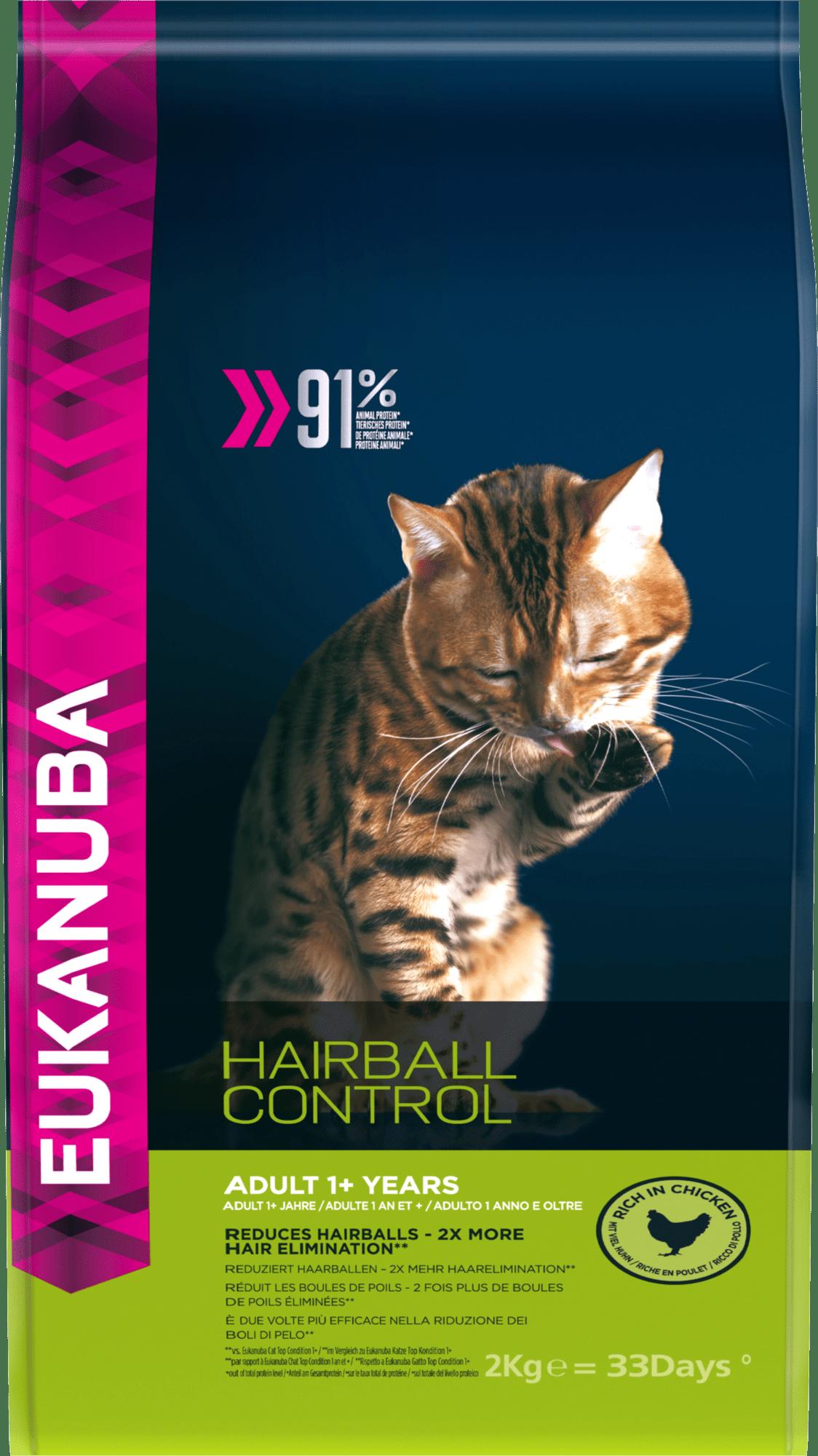 Adult Hairball