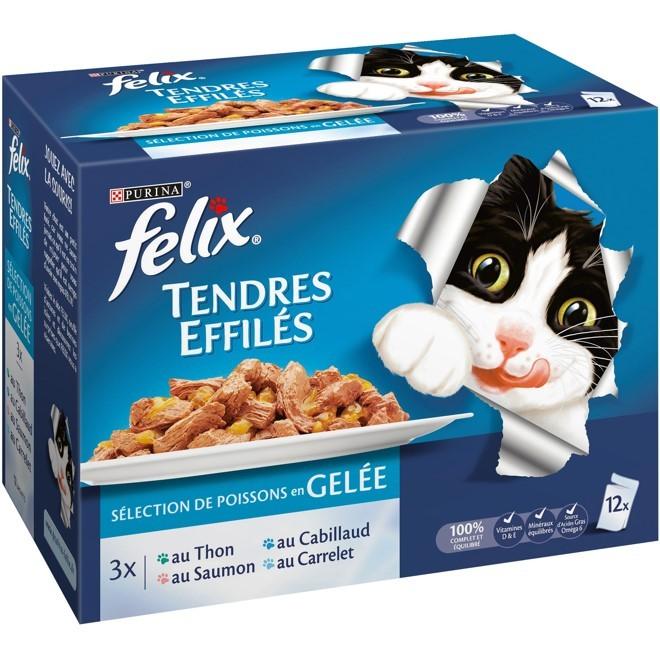 FELIX® Tendres Effilés