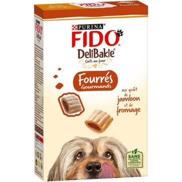 Fido Delibakie Fourrés gourmands