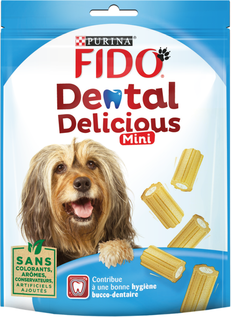 Fido Dental delicious