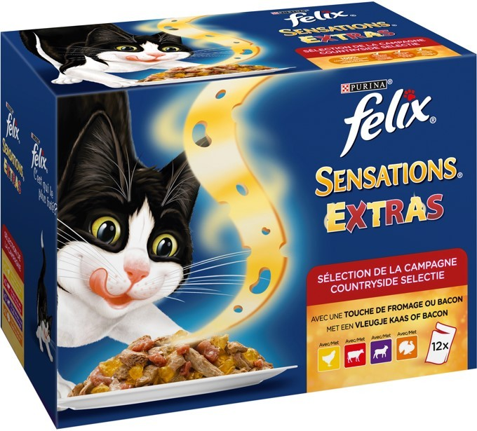 FELIX® Sensations Extras