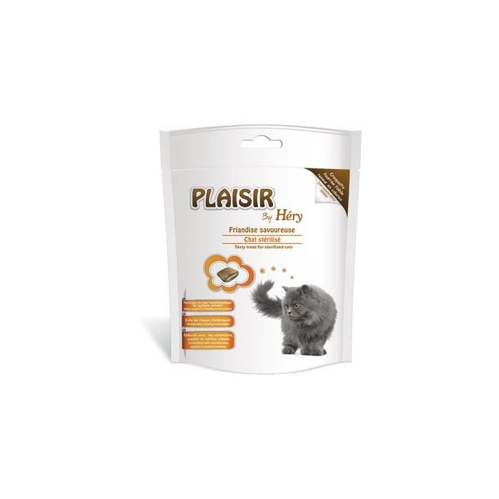 Friandise plaisir chat stérilisé