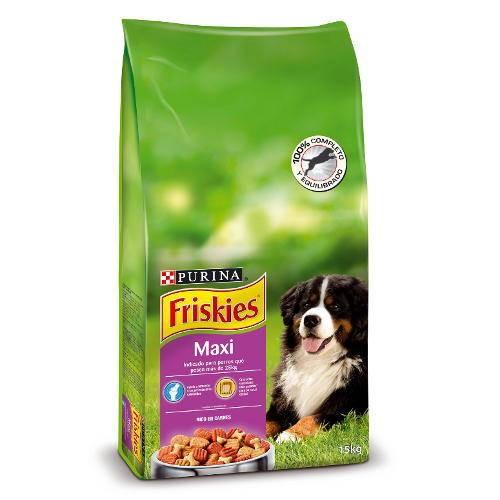 Friskies Adult Maxi Croquettes pour chiens de Grande Race