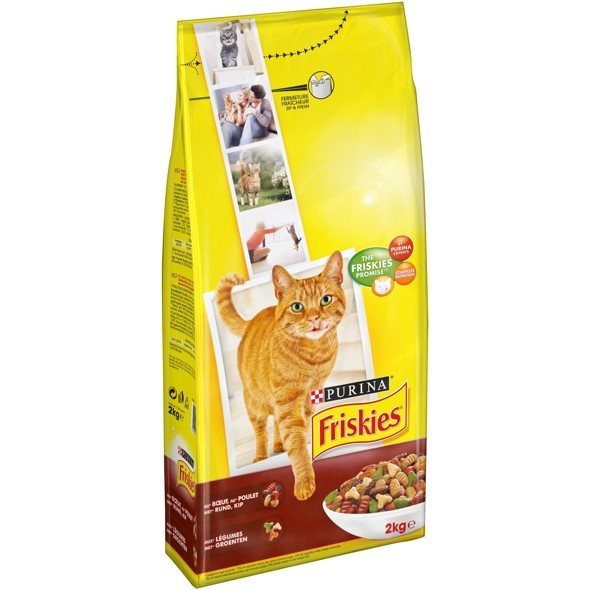 FRISKIES® Chat Adulte