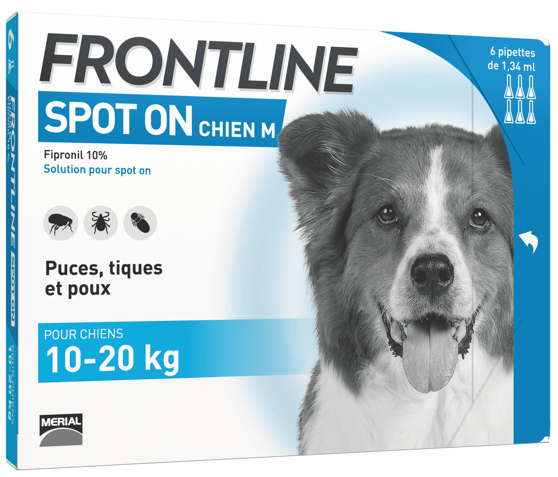 FRONTLINE Spot-On Chien