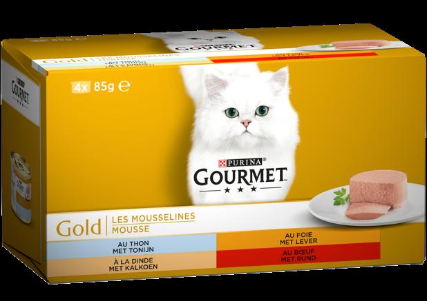 GOURMET® Gold Les Mousselines