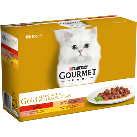 GOURMET® Gold Les Noisettes