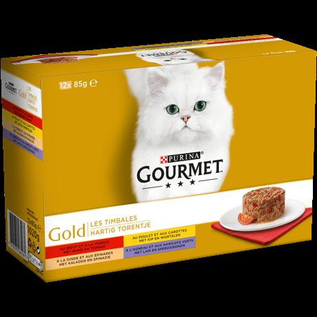 GOURMET® Gold Les Timbales