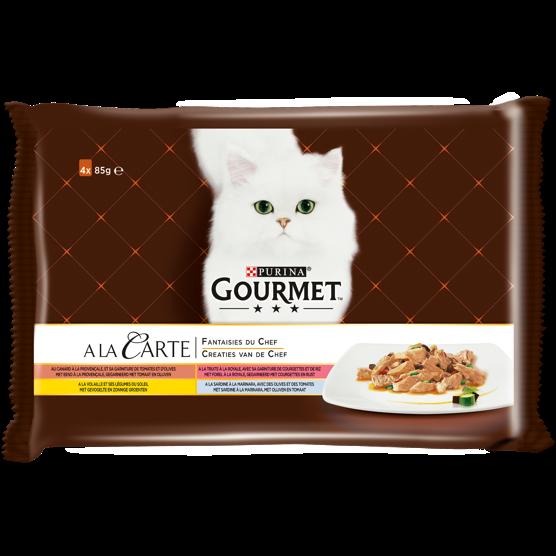 GOURMET® A La Carte Fantaisies du Chef