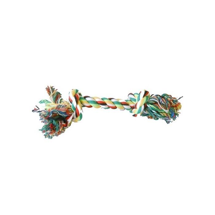 Haltères corde 2 noeuds