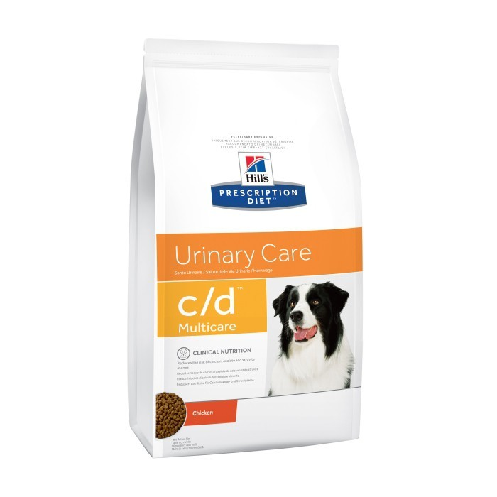 Croquettes Prescription Diet Canine c/d multicare
