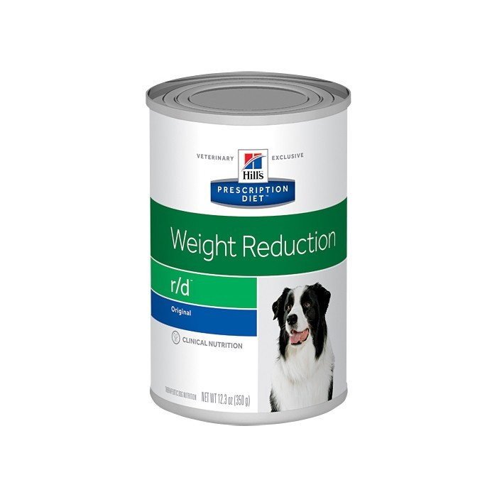 Pâtée Prescription Diet Canine r/d