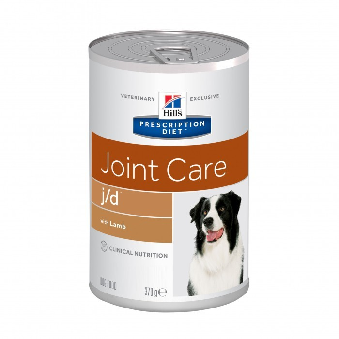 Pâtée Prescription Diet Canine j/d