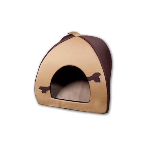 Igloo Chocolat pour chiens et chats