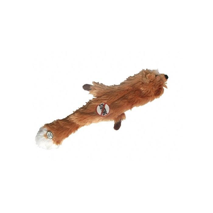 Jouet peluche renard 58 cm