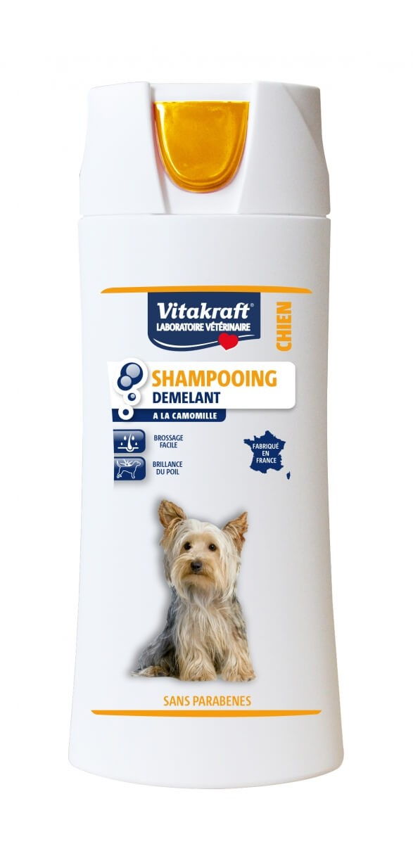Shampooing démêlant