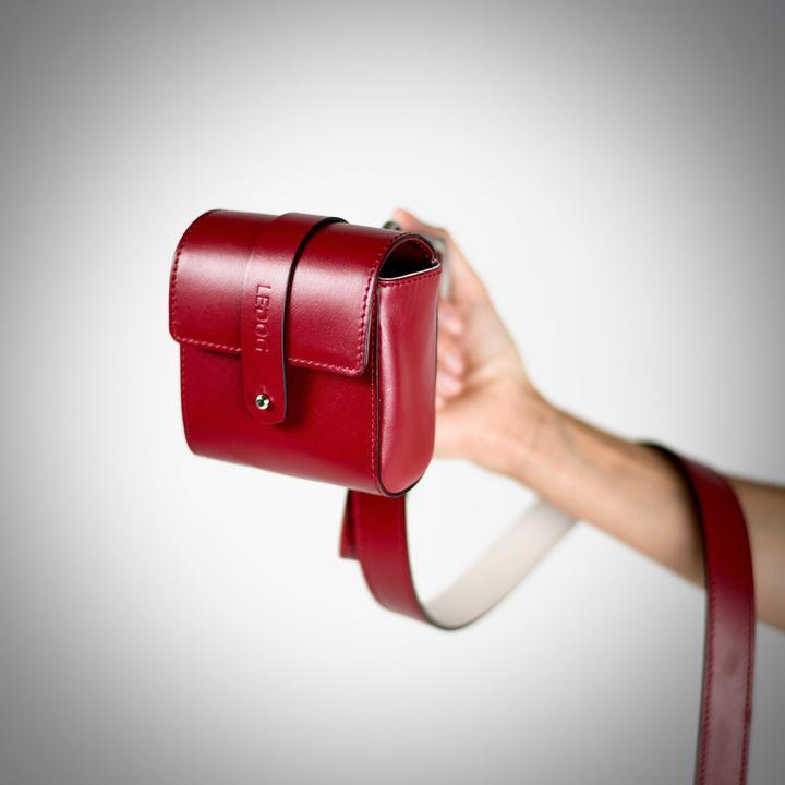 Le MiniBag - Mini sacoche en cuir
