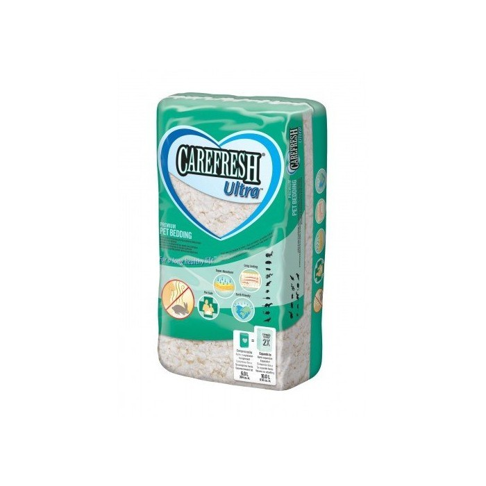 Litière papier Carefresh