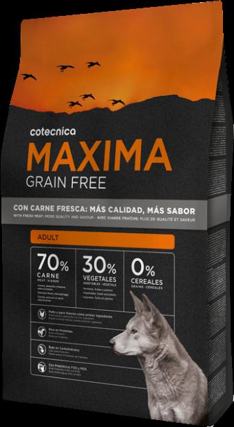 Maxima Grain Free Adult pour chien