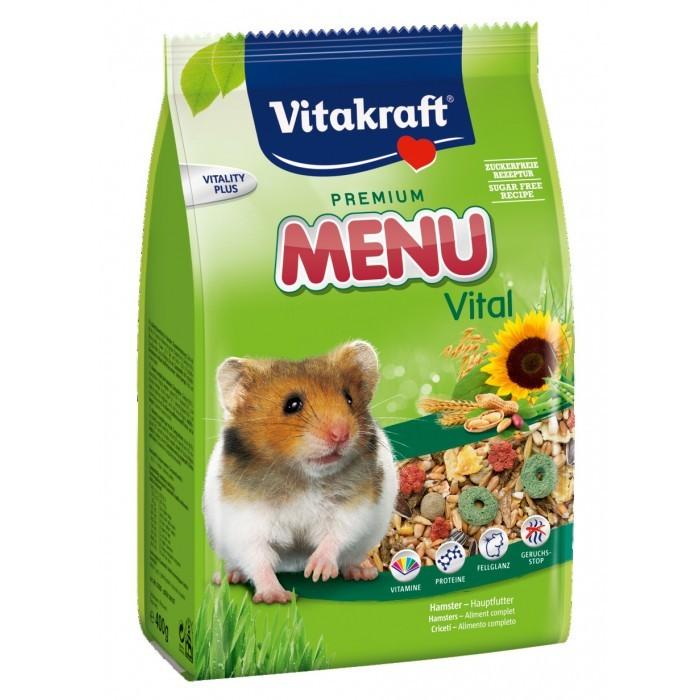 Menu Premium Hamster