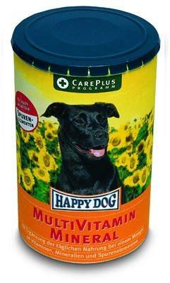 Complément Multivitamines & minéraux Happy Dog