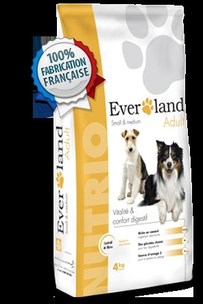 NUTRIO Adult Small&Medium pour chiens