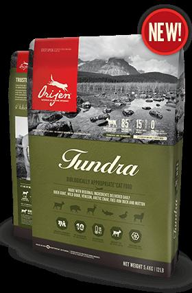 Orijen Tundra pour chat