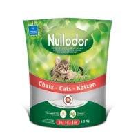 Litière Nullodor en silice